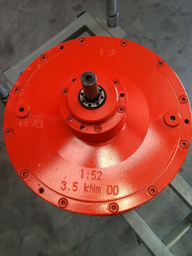 Decanter-Centrifuge-DD-Gearbox