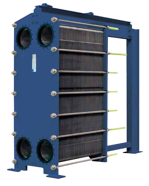 Gasketed-Plate-Heat-Exchanger-spare-parts