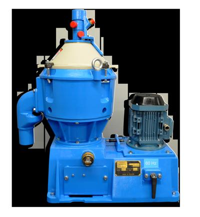 MMB-305-Separator-Spares-Equipment